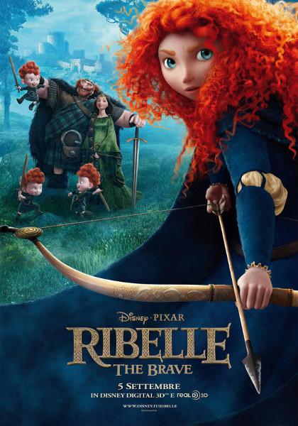 ribelle - locandina