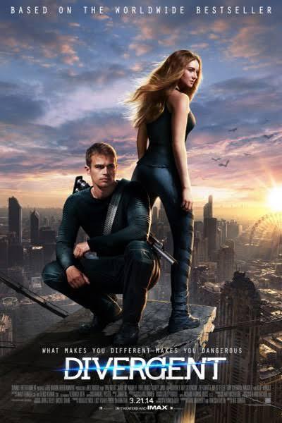 Divergent - locandina