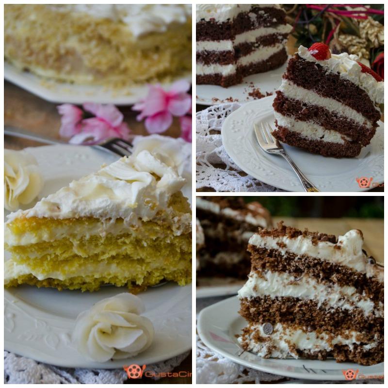 raccolta ricette torte