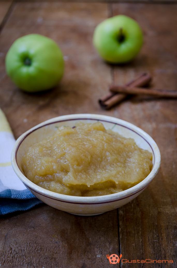Crema di mele alla cannella