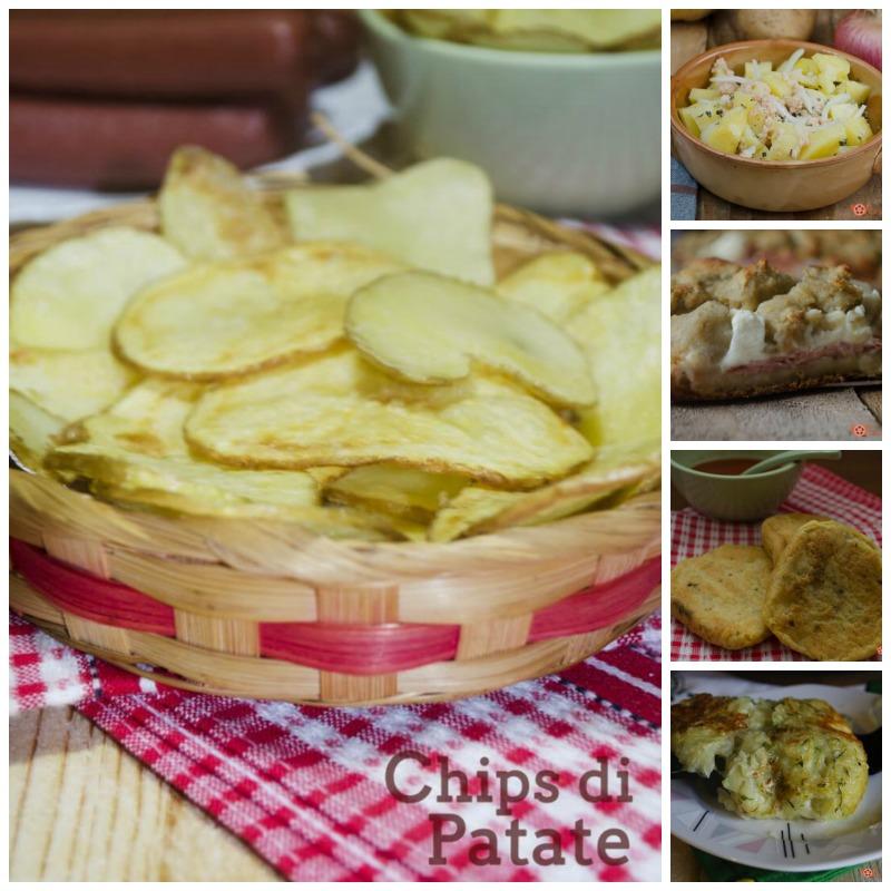 ricette con le patate