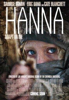 Hanna - locandina