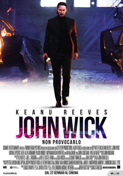 john wick - locandina