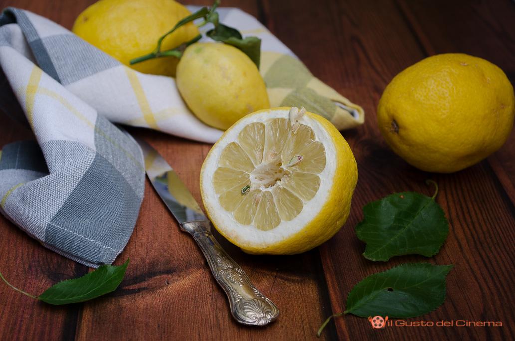 ricette limoni