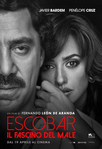 Escobar - locandina