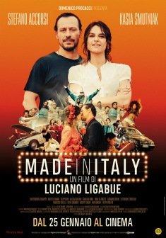 Made in italy - locandina