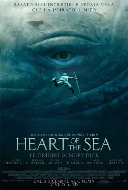 heart of sea - locandina