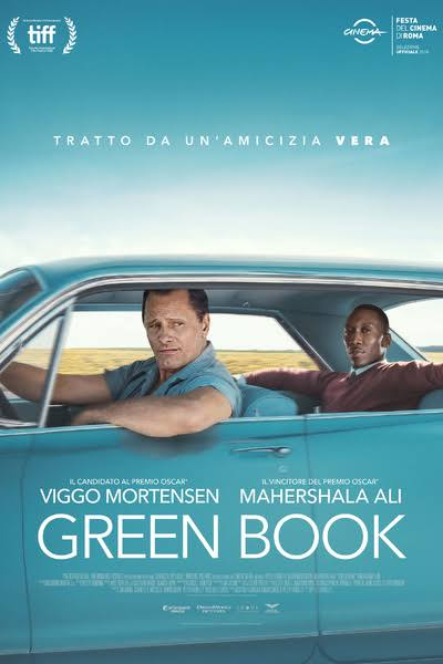 Green Book - locandina