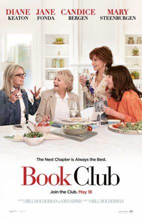 Book club - locandina