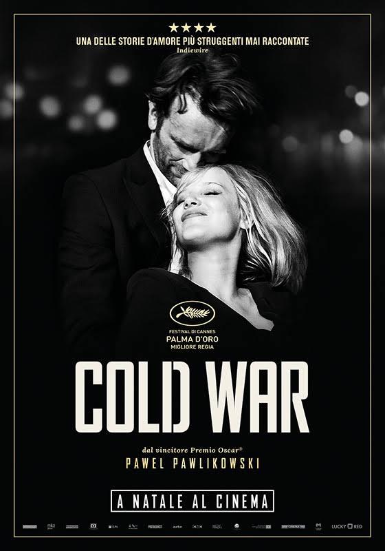 Cold war - locandina
