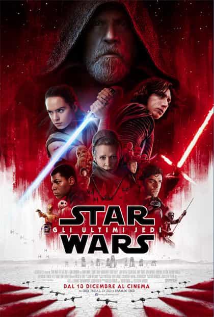 Star wars - locandina