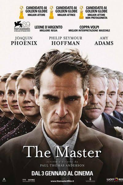 The master - locandina