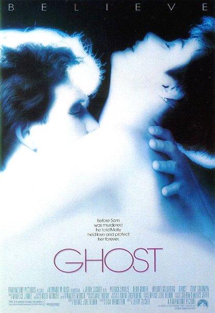 Ghost - locandina