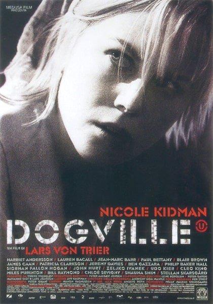 Dogville - locandina
