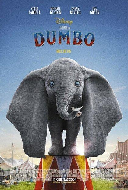 Dumbo - locandina