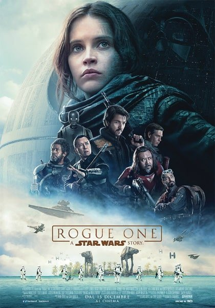Rogue One: A Star Wars Story - locandina