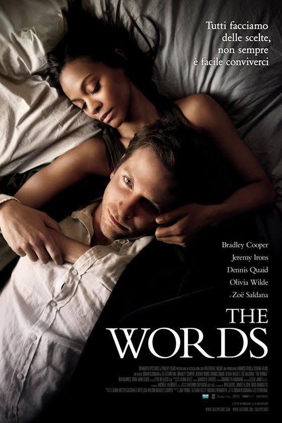 The words - locandina