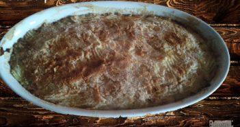 gratin di patate e verza