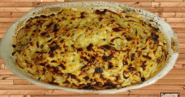 gratin patate e finocchi