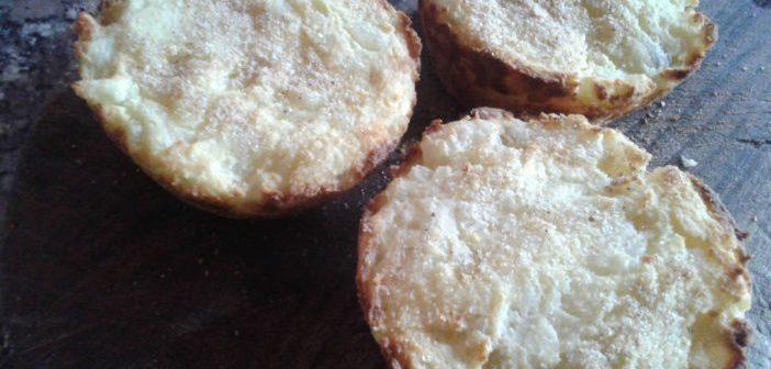 tortino di patate e ricotta