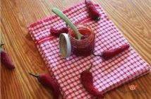 marmellata di peperoncini
