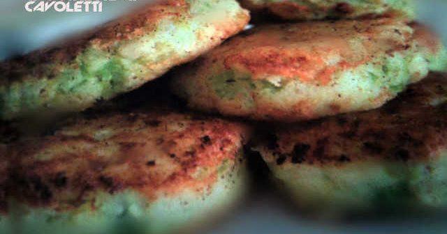 ricetta crocchette patate cavoletti