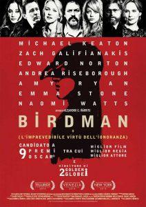 birdman locandina