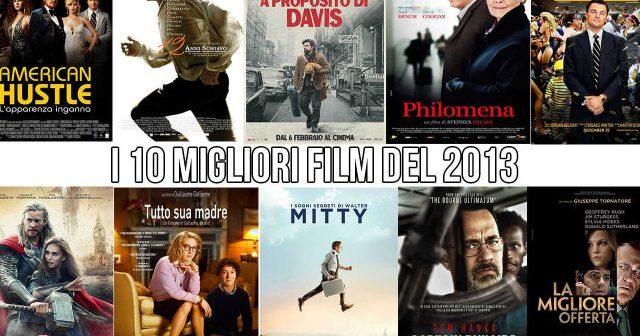 migliori film 2013