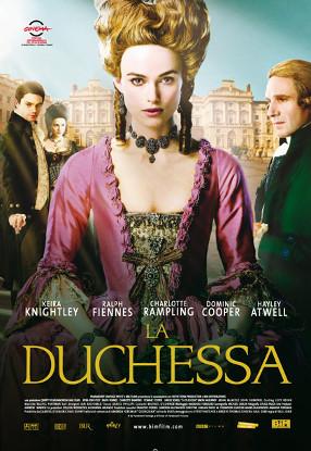 la duchessa locandina