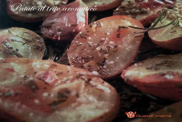 patate al trito aromatico