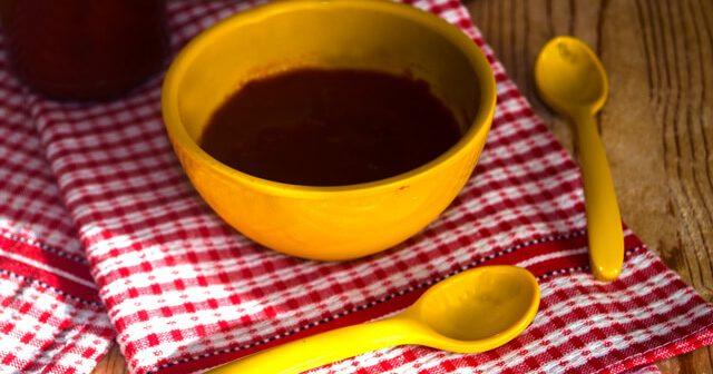 ketchup -ricetta homemade