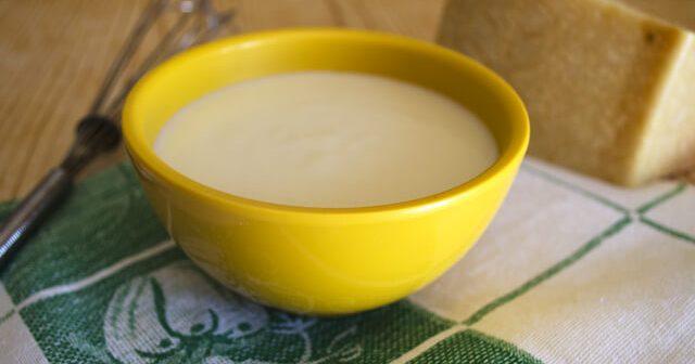 salsa al formaggio