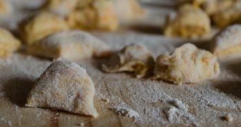 Gnocchi di zucca senza patate fatti in casa