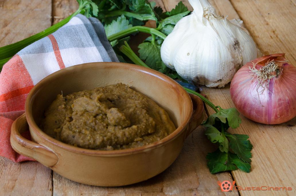 Crema di lenticchie e patate