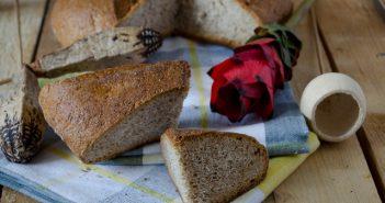 pane integrale fatto in casa