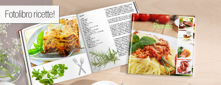 cewe-fotolibro ricette