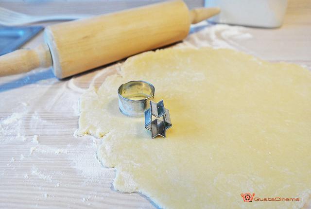 Pasta frolla all'acqua
