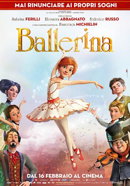 Ballerina - locandina