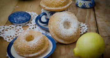 Ciambelline panna e limone