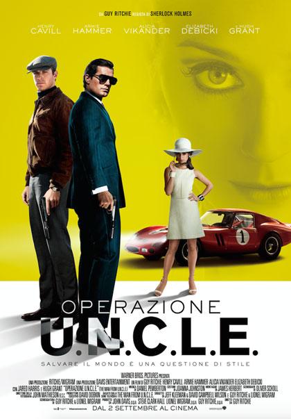 operazione uncle - locandina