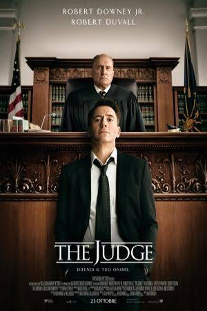 the judge - locandina