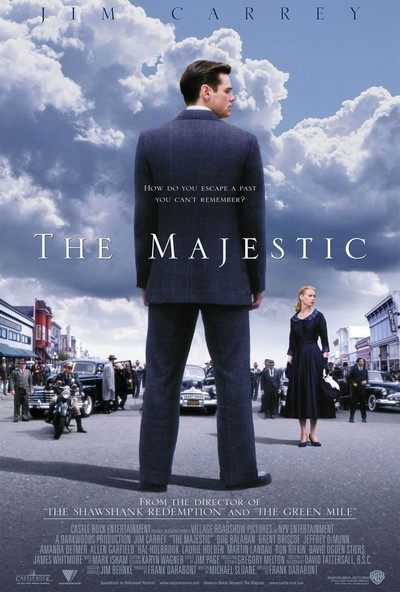 the majestic - locandina