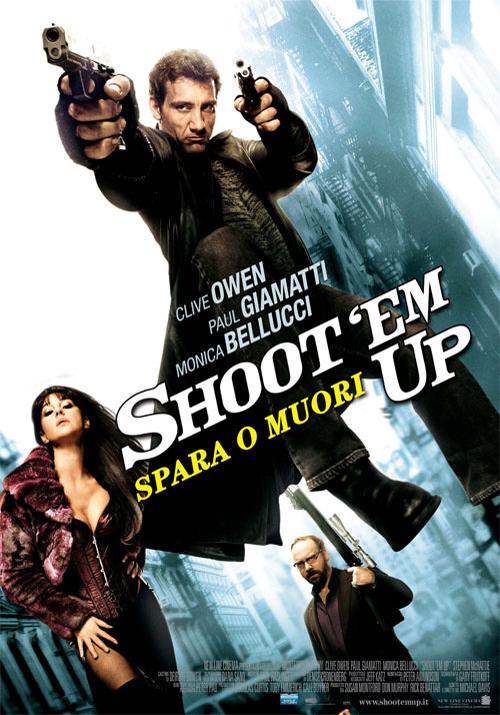 SHOOT'EM UP - Locandina