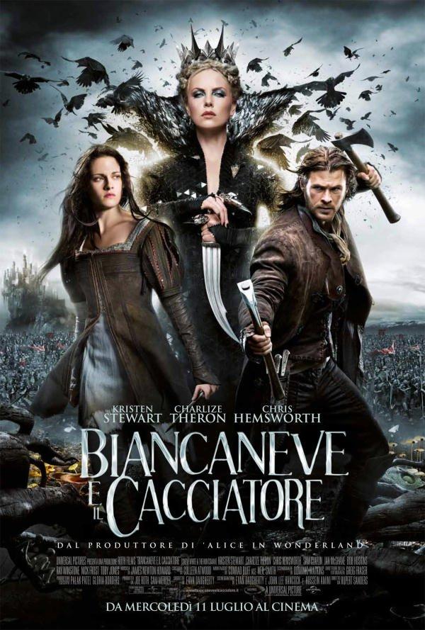 Biancaneve e il cacciatore (2012)