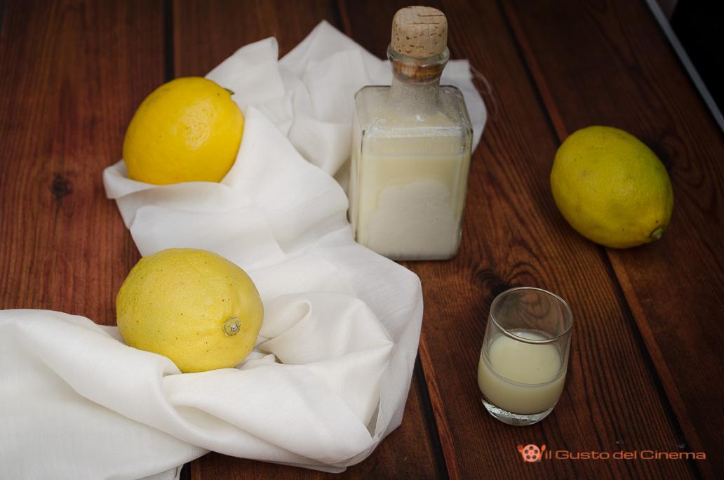 Crema di limoncello fatta in casa