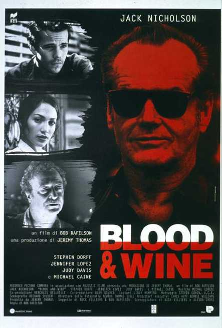 blood & wine - locandina