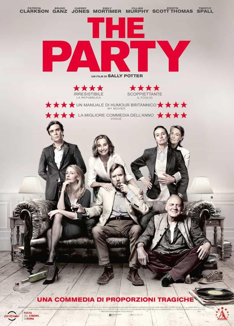 The party - locandina