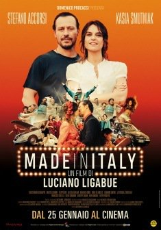 Made in italy - locandina