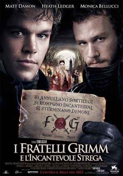 I fratelli Grimm e l'incantevole strega