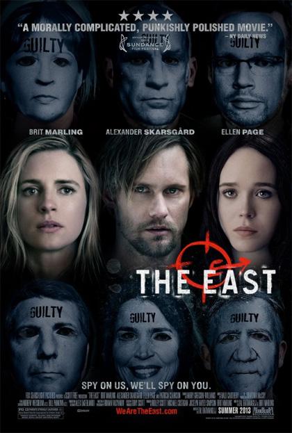 The east - locandina